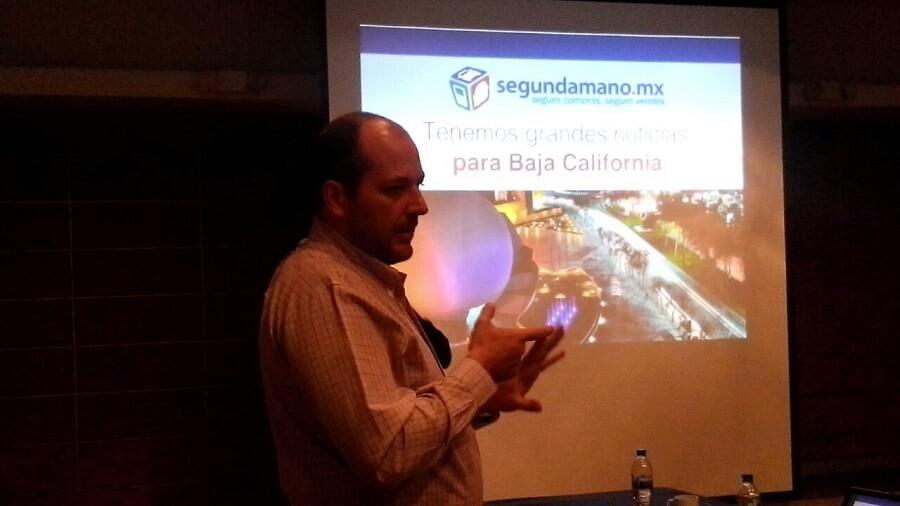 SegundaMano targets Mexican border