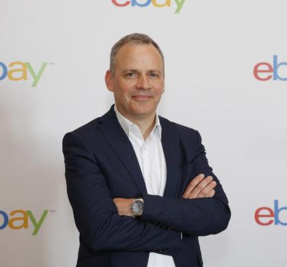 Eben Sermon, Managing Director EBay Germany (courtesy of EBay)