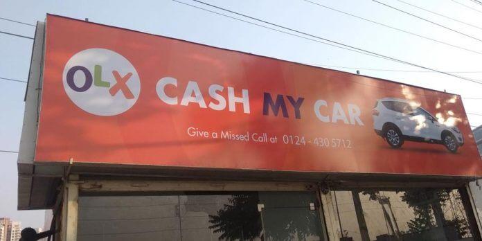 OLX Cash my Car