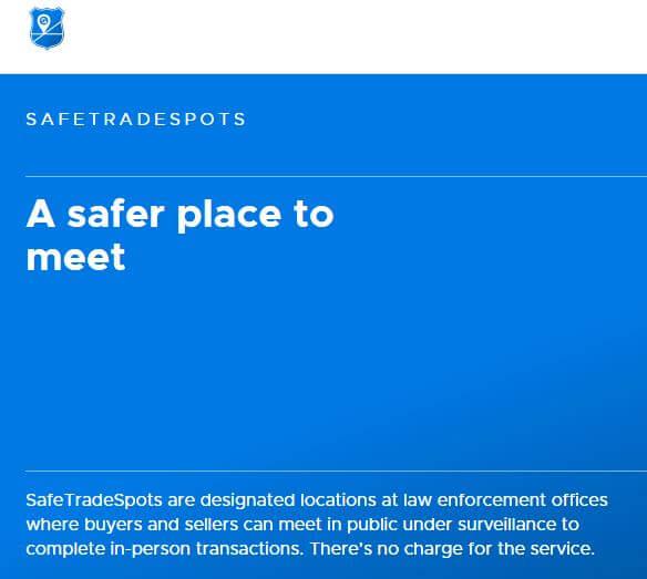 AIM Group, OfferUp launch new SafeTradeSpots com list site